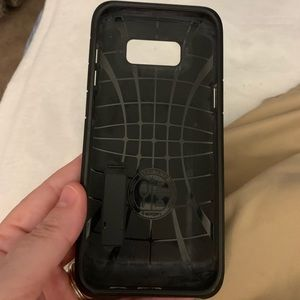 Samsung phone case with kick stand